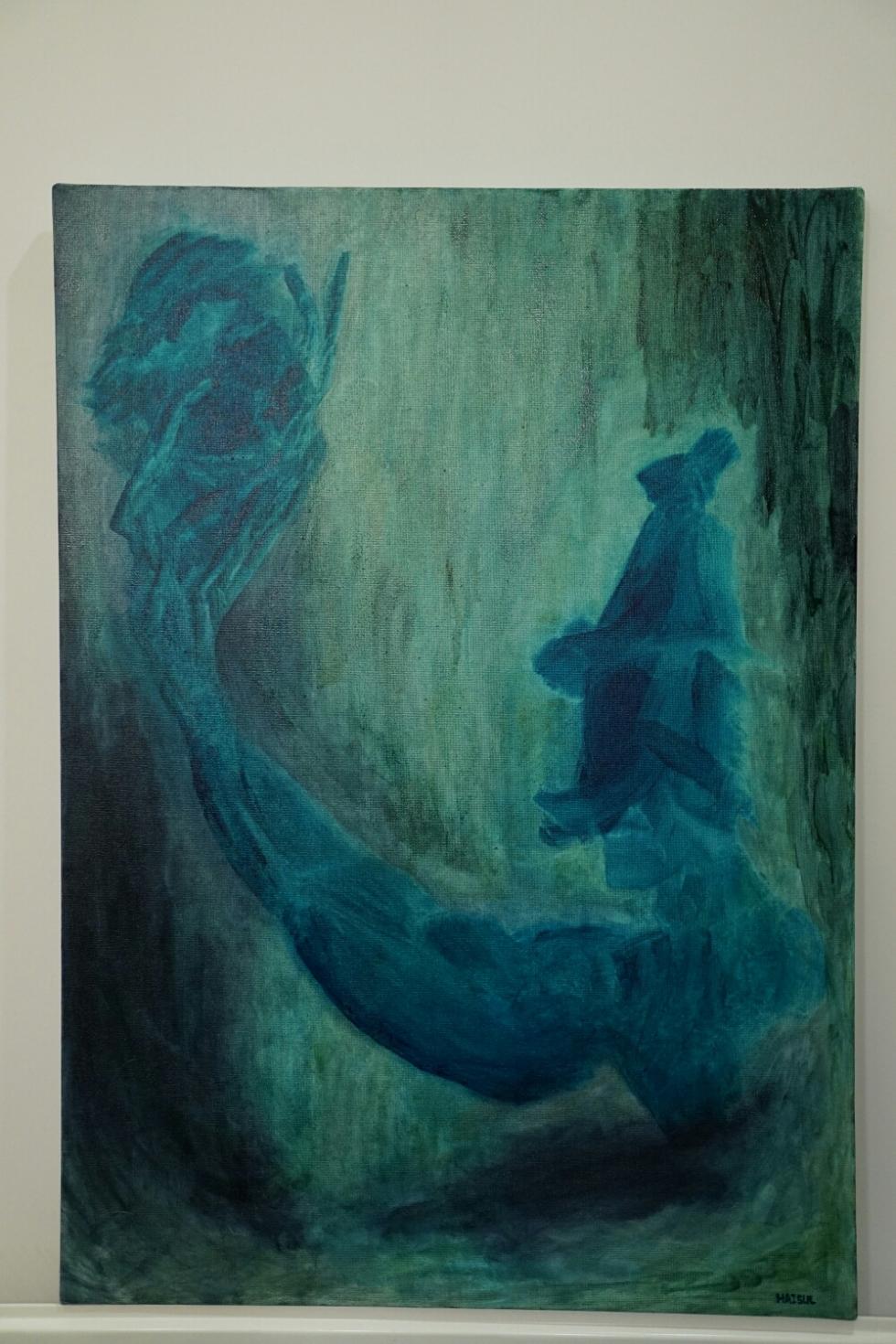 HAISUL, abstract, abstracto, essence, esssentialist, essentialism, esencialista, esencia, oil painting, óleo,